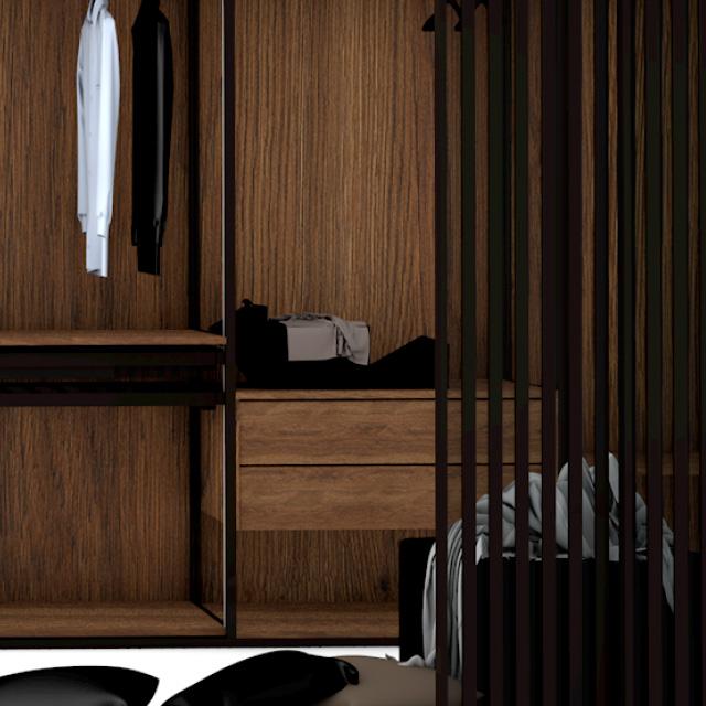Cabinas de armario